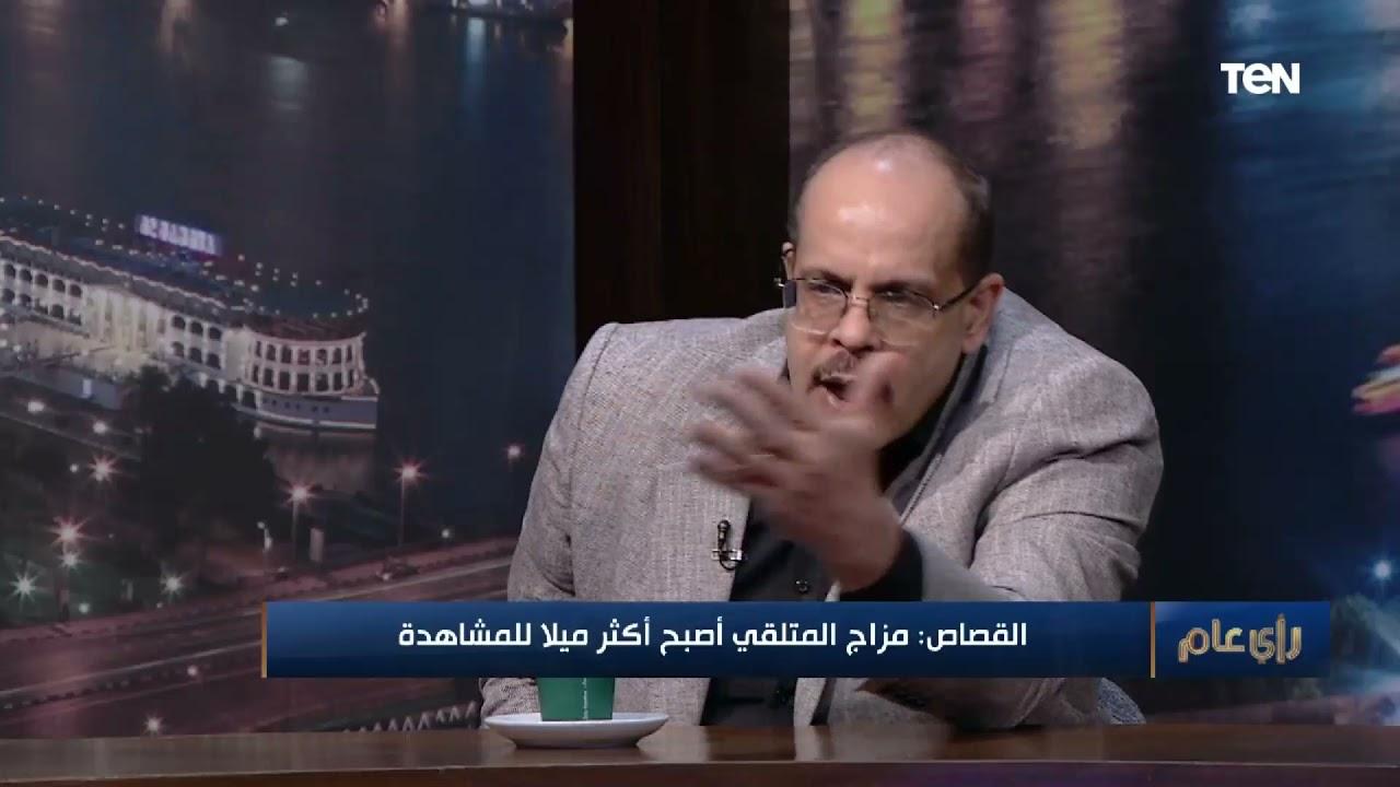 صورة فيديو : رئيس تحرير اليوم السابع: السوشيال ميديا تهدد القنوات الفضائية.. وخلال 10 سنوات التلفزيون شكله هيتغير