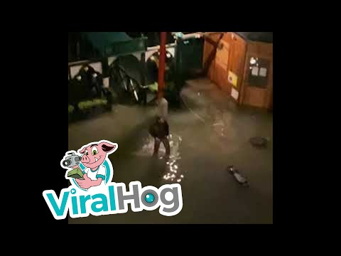 Corey & Patrick In The Morning - How Bad is Flooding in Venice? See for yourself.