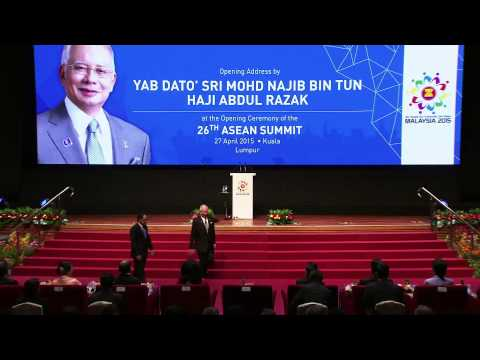 26th Asean Summit Open Ceremony