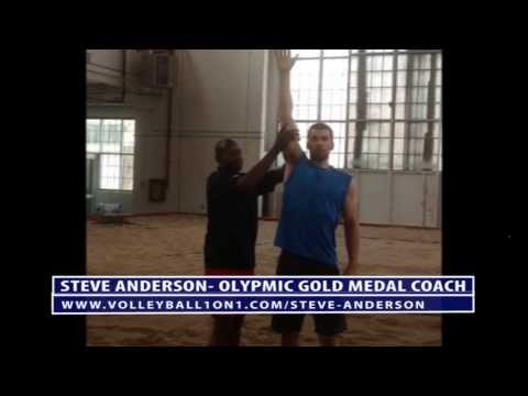 Beach Volleyball Spiking - AVCA Video Tip of the Week