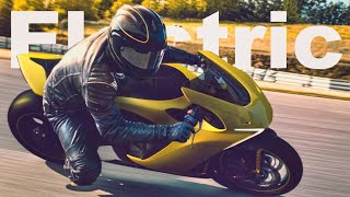 0-60 in under ___?___ Seconds!   Electric Superbike by Damon Motorcycles.