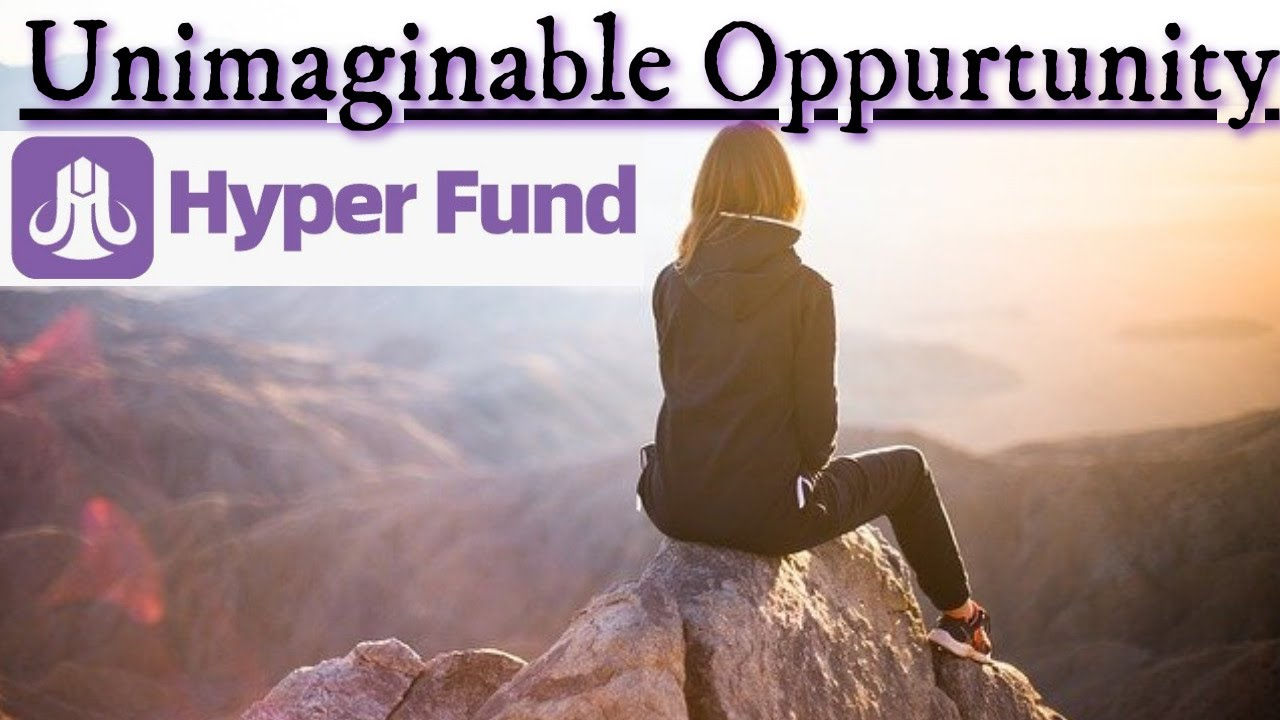 Hyper Fund 300% ROI Limited Time The Time Is NOW to Change Your Future REAL Passive Income
