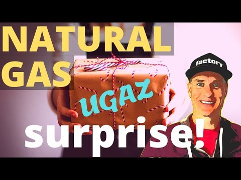 natural gas surprise for you...what could it be?