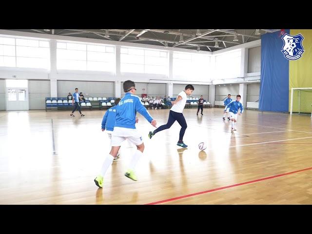 """""""Joacă fotbal cu FC Farul Constanța"""", la Liceul Tehnologic """"Nicolae Dumitrescu"""" din Cumpăna"""