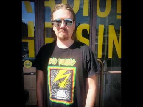 Daniel Lioneye. interview for Radio Helsinki 23.08.2016 (in Finnish)