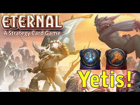 TESTING YETIS | Eternal Card Game