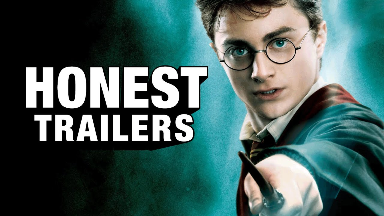 Harry Potter Trailer