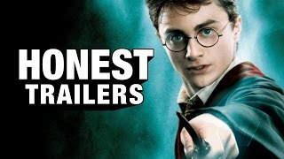Honest Trailers - Harry Potter thumbnail