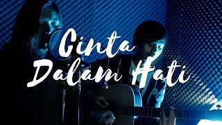 Cinta Dalam Hati - Ungu - Cover By Shella Ikhfa ft Jeje GuitarAddict - Live One Take