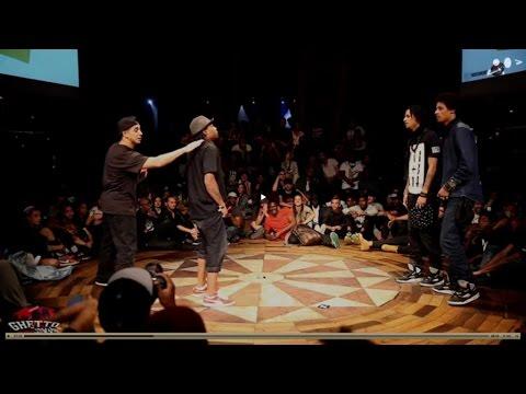 LARRY VS SALAH - GS FUSION CONCEPT WORLD FINAL | HKEYFILMS