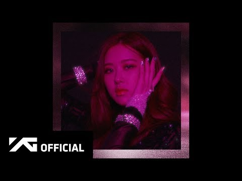 BLACKPINK - 'SQUARE UP' ROSÉ MOVING POSTER