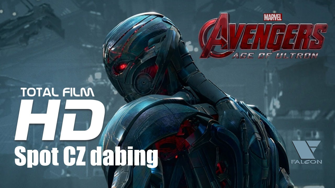 Avengers: Age of Ultron (2015) Cooler spot CZ dabing
