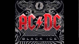 AC/DC Black Ice - Stormy May Day