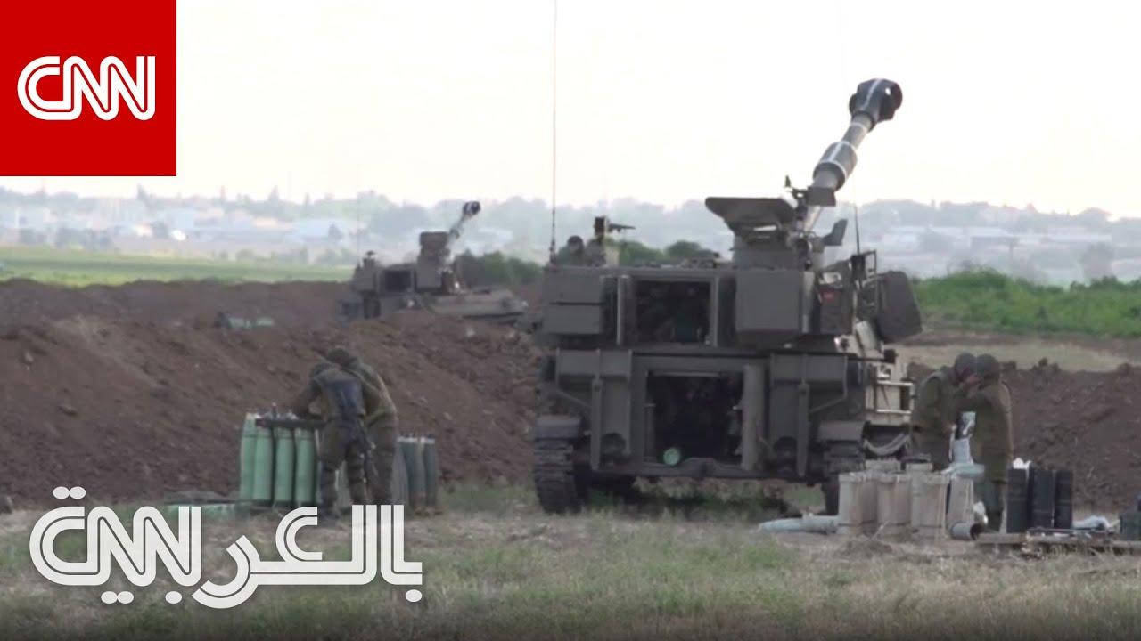 إسرائيل تقصف شبكة أنفاق تابعة لحماس في غزة.. هل هناك احتمال لتوغل بري؟