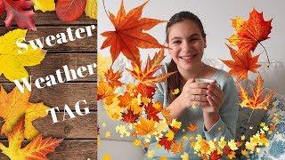 Есенни въпроси/Ерика Думбова/Sweater Weather Tag/Erika Doumbova