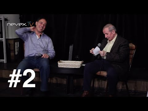 NevexTV: Михаил Веллер и Александр Мельман  - часть 2