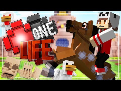 A Late Arrival! | Ep. 1 | Minecraft One...