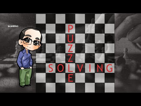 Puzzle Solving with IM Andras #2