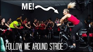 Owning a Spin Studio at 20: Follow Me Around a Weekend at stRIDE!