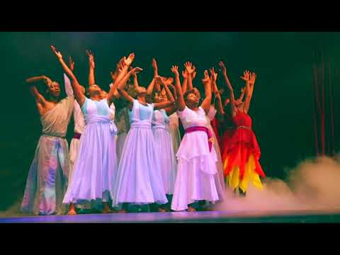 """Holy Ghost Air - """"Glimpse"""" Dance Visual performed by Spirit of David"""
