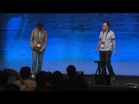 Unite 2012 - Creating Interactive Installations with Unity