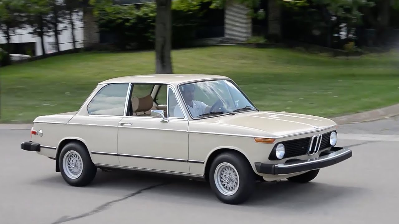 1976 Bmw 2002 Wr Tv Sights Amp Sounds Youtube
