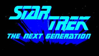 "(Famitracker) ""Star Trek: The Next Generation"" Alternate Main Theme"
