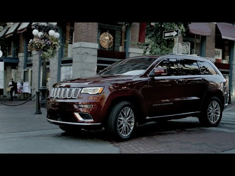 2017 JEEP GRAND CHEROKEE Commercial - Los Angeles, Cerritos, Downey CA - Free To Be - 800.549.1084