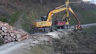 Der gute Tipp: Die Holzernteprofis für Steilhänge