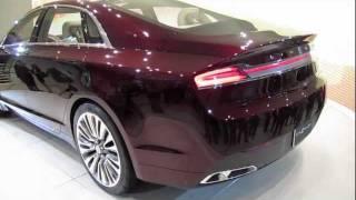Lincoln MKS Concept Videos