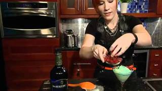 Lime Sorbet Drink By Chef Adrianne