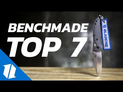 The 7 Best Benchmade Knives |  Knife Banter Ep. 18