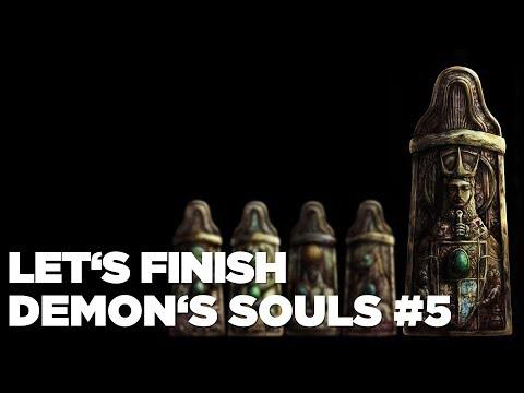 Hrej.cz Let's Finish: Demon's Souls #5 [CZ]