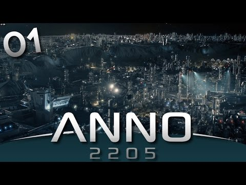 ANNO 2205 Gameplay - New Beginnings #1