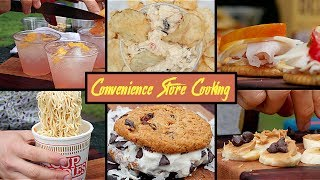 Convenience Store Cooking Challenge