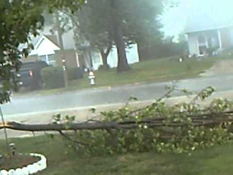 Fearsome Wind  Storm 5-24-2011