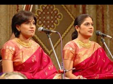 Carnatic Music Concert by Priya Sisters (Vid. Shanmugapriya & Vid. Haripriya)   PALLAVI DARBAR 2016