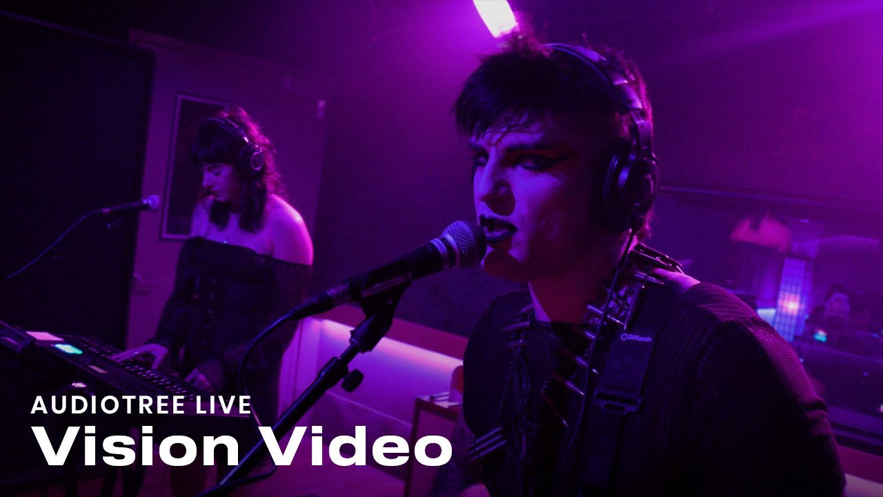 Download Vision Video on Audiotree Live (Full Session)