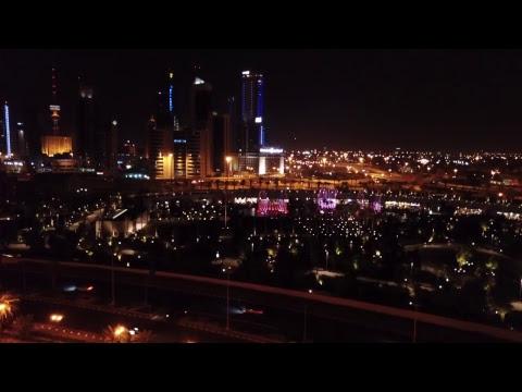 Shuwaikh Shore - Kuwait Drone Footage