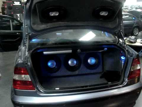 bmw 320d e46 maletero youtube. Black Bedroom Furniture Sets. Home Design Ideas
