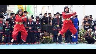 Silat Beksi Seroja H. Hasbullah ~ Festival Pencak Silat Tradisional Betawi ke-VIII (2018)