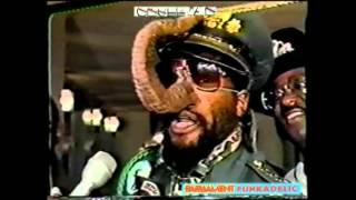 Rare P-Funk Promo Clips & Interview 1980