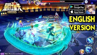 Saint Seiya: Awakening (English) by Tencent CBT Gameplay (Android/IOS)