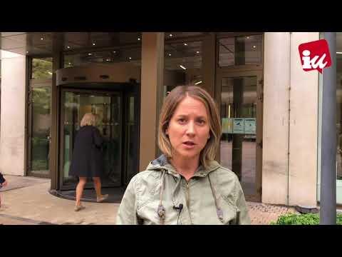 Marina Albiol consulta los informes restringidos de la UE sobre las fronteras de Ceuta y Melilla