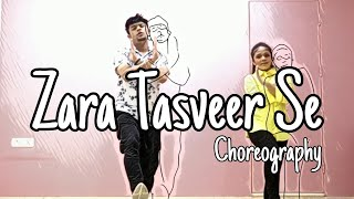 Zara tasveer se tu | Akash Bawa choreography | Dance video