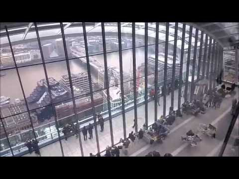 Kone lift/elevator @ 20 Fenchurch building (aka. The Walkie Talkie) [+ Views of skygarden]