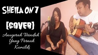 Download Lagu Sheila On 7 - Anugerah Terindah Yang Pernah Kumiliki || Live acoustic cover by Aditya Nugroho X Keke mp3