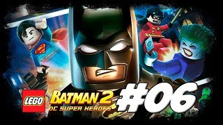 Lego Batman 2: DC Super Heroes #6 | Assinatura Química
