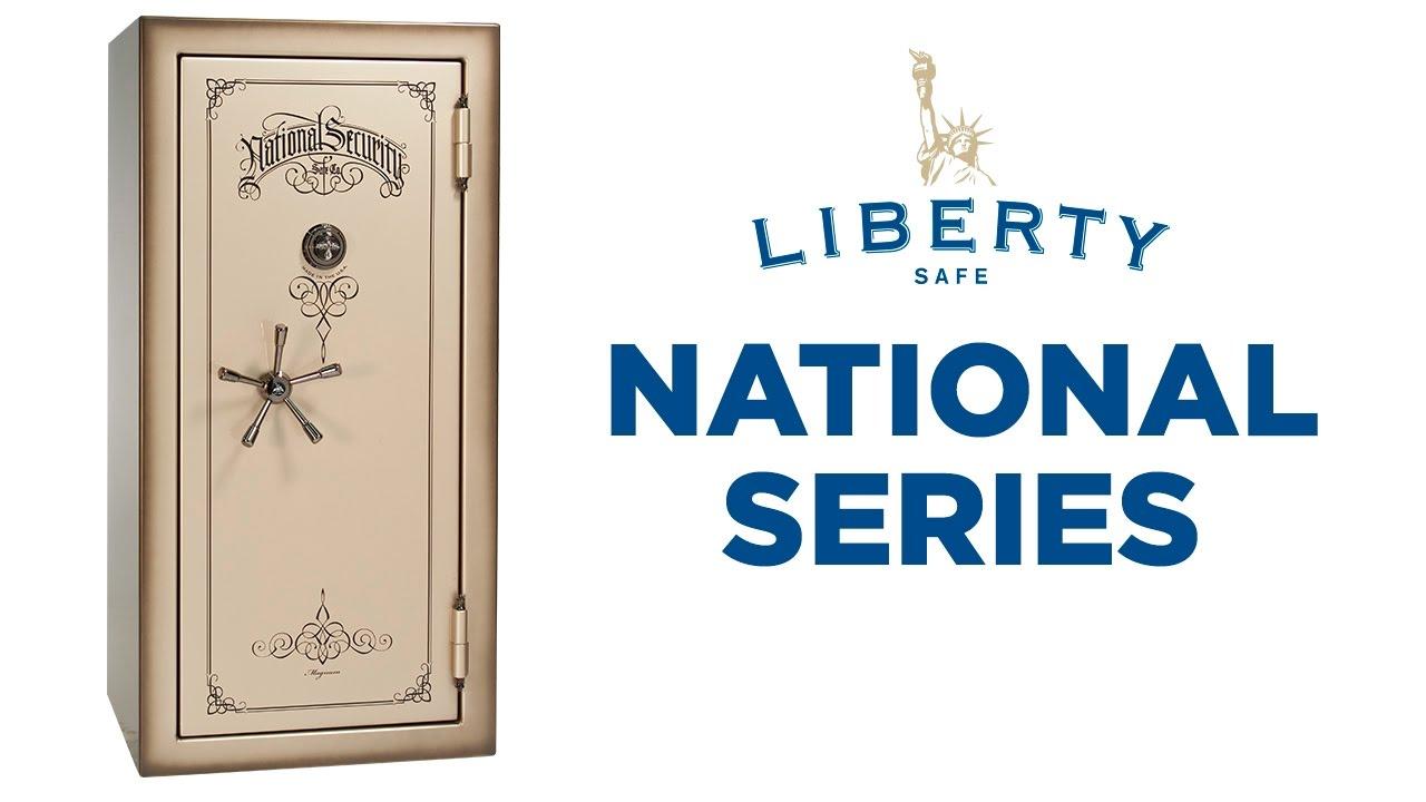 National Security Safe | Fire Resisting Safe | Liberty Safe