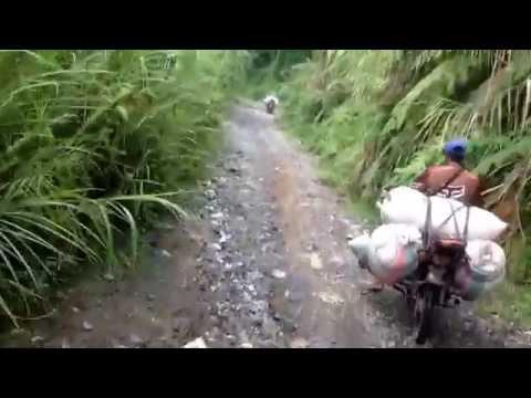 Philippines....Sultan Kudarat mountain